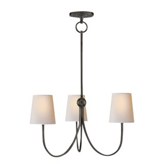 Visual Comfort Reed Chandelier Small For Sale