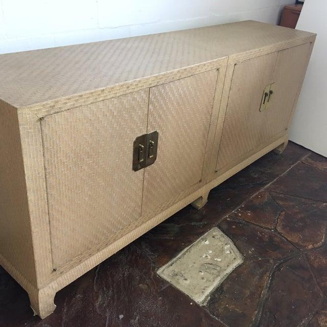 Baker Furniture Mid-Century Credenza - Image 10 of 11