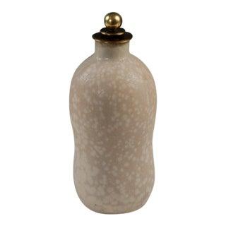 Patrick Nordström Royal Copenhagen Jar With Lid For Sale