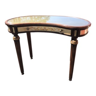 Art Deco Style Theodore Alexander Writing Desk For Sale