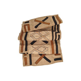 African Kuba Cloth For Sale