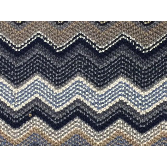 Contemporary Stark Studio Rugs, Forlini, Cobalt , 5' X 8' For Sale - Image 3 of 7