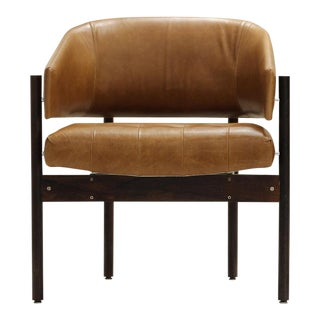 "Jorge Zalszupin for L´Atelier ""Senior"" Armchair"