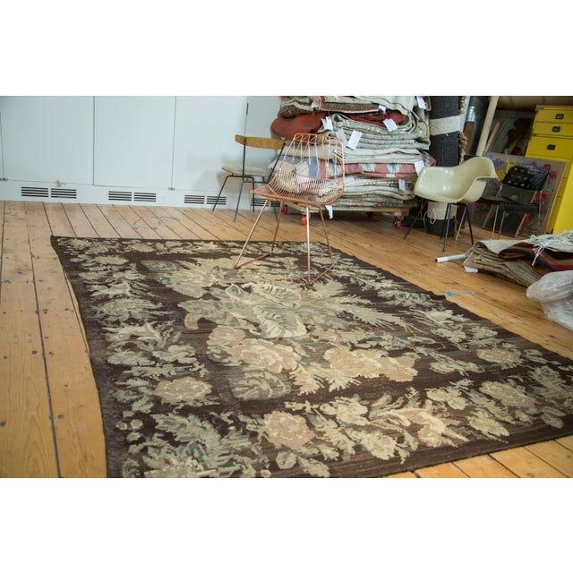 "Vintage Bessarabian Carpet - 6'5"" x 8'8"" - Image 2 of 8"