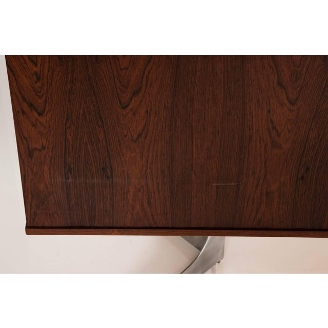 Rosewood Midcentury Rosewood Credenza For Sale - Image 7 of 11