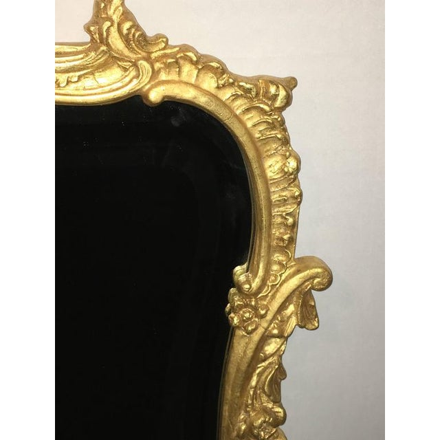 Friedman Brothers Chippendale Console Mirrors - A Pair For Sale In New York - Image 6 of 9