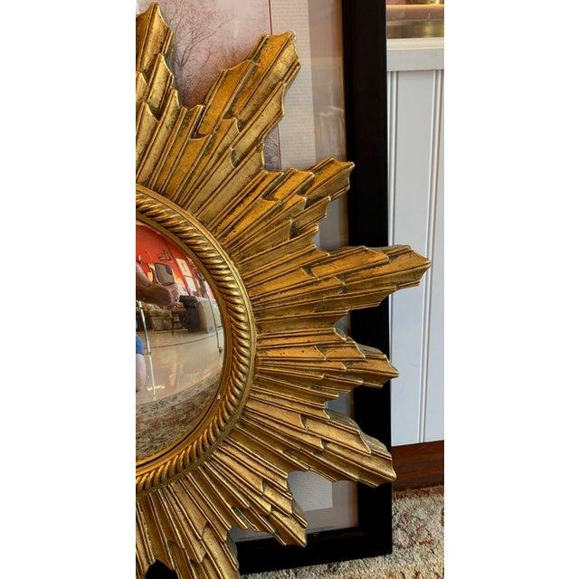 Louis XIV Louis XIV Sunburst Mirror For Sale - Image 3 of 8