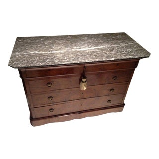 Louis Philippe Commode For Sale