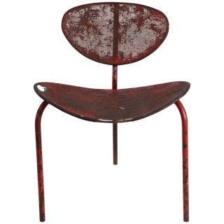 Original Edition Nagasaki Chair by Mathieu Matégot For Sale