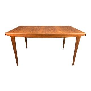 Vintage Mid Century Modern Teak Dining Table by John Herbert for A. Younger Ltd. #2 For Sale