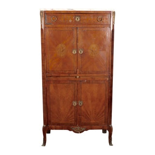 French Desk Cabinet