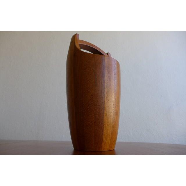 Dansk Jens Quistgaard Vintage Ice Bucket For Sale - Image 4 of 7