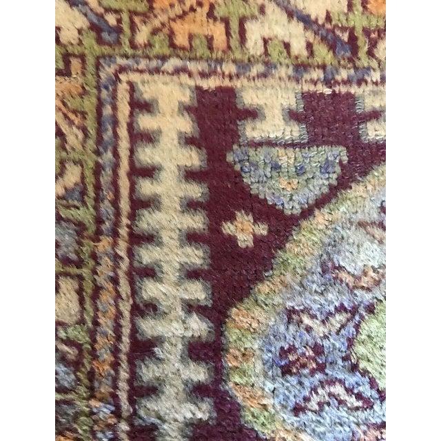 "Islamic Bellwether Rugs Vintage Turkish ""Melanie"" Rug - 5'x2'9"" For Sale - Image 3 of 6"