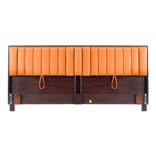 Edward Wormley King-Size Headboard For Sale