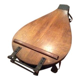French Bellows Coffee Table