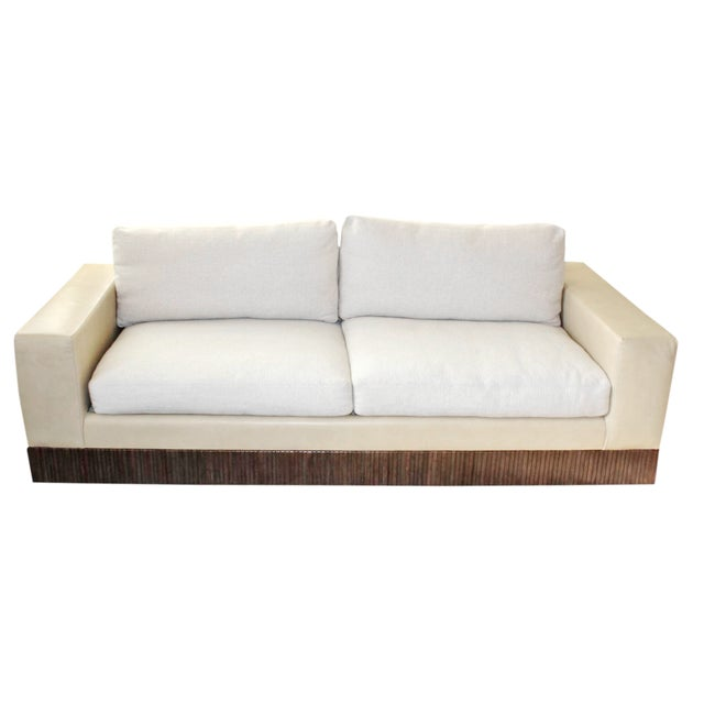 McGuire Bill Sofield Solange Sofa - Image 1 of 7