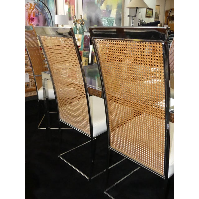 1970s Mid-Century Modern Milo Baughman Thayer Coggin Dining Set - 7 Pieces For Sale In Miami - Image 6 of 13