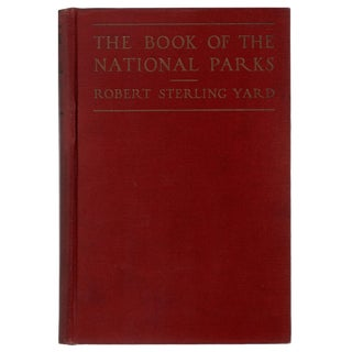 "1920 ""The Book of the National Parks"" Collectible Book For Sale"