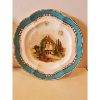 Pair of Scenic Plates Preview