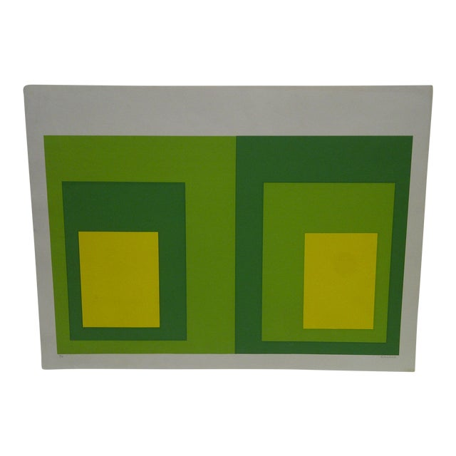 """Limited Numbered (7/15) Signed Print """"Opposite Side"""" by Garrick For Sale"""