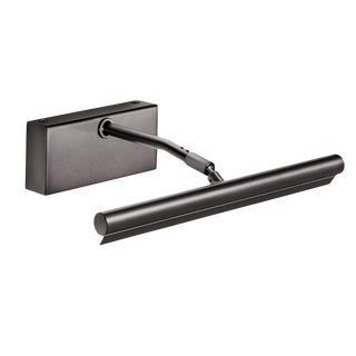 """Black Bronze Slim Picture Wall Light (11.8"""") For Sale"""