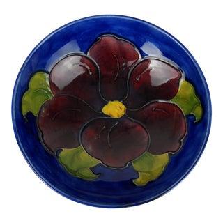 Moorcroft Clematis Bowl