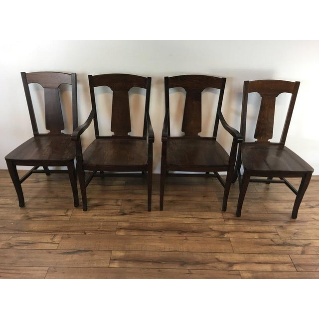 Pottery Barn Dining Chairs - Set of 4 For Sale - Image 10 of 10