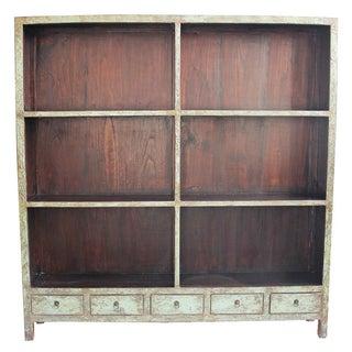 Rustic Mongolian Shelf For Sale