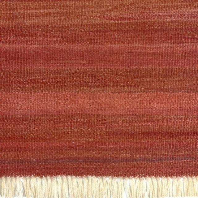 Rug & Relic Red Yeni Kilim Runner 2'6'' x 9'8'' - Image 3 of 3