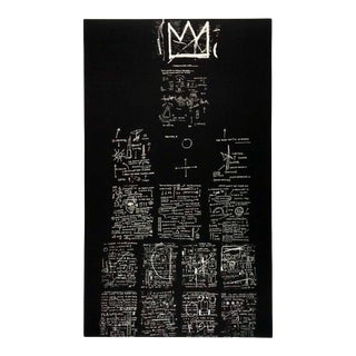 Tuxedo (1982-83), Giclee Print, Jean-Michel Basquiat For Sale