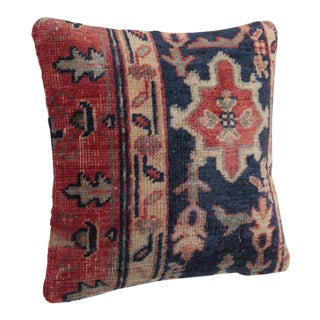 Boho Chic Rug Pillow Cover For Sale