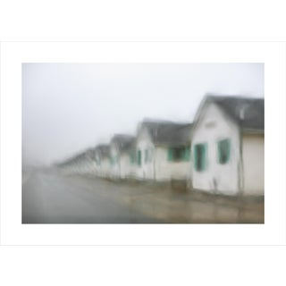 """Bill Tansey """" Truro Cottages"""" Exhibition Digital Print, Edition of 12 For Sale"""
