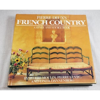 """Paris Flea Market Style"" + ""Pierre Deux's French Country"" Hardcover Books - Set of 2 Preview"