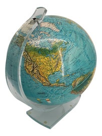 Image of Lucite Globes