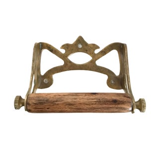 1900s Traditional Toilet Paper Holder For Sale