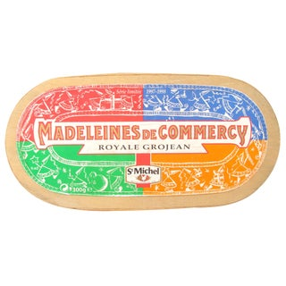 Vintage French Madeleine Box For Sale