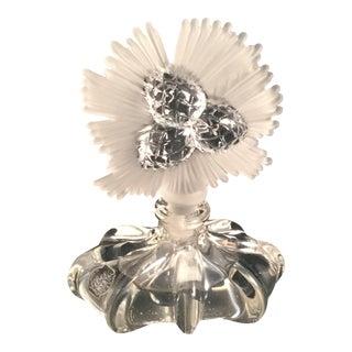 Elbee Crystal Perfume Bottle For Sale