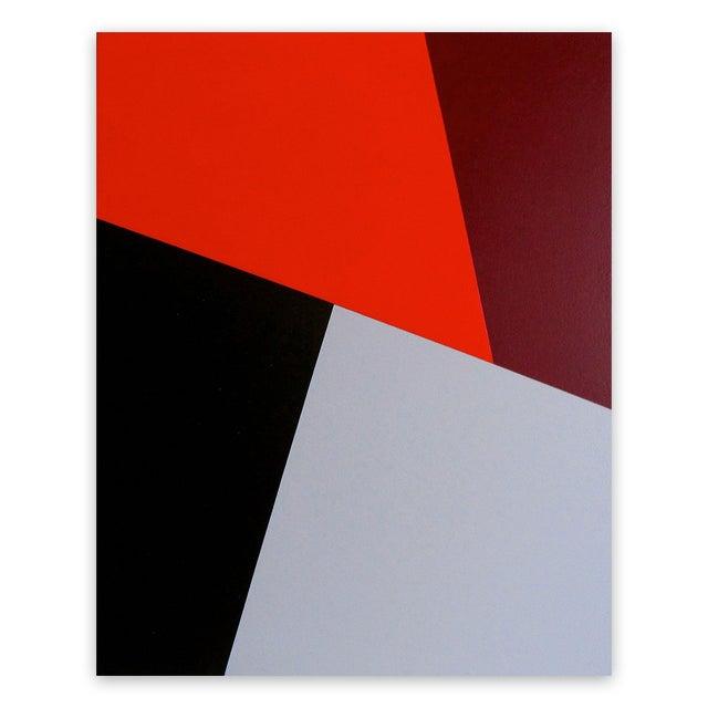 "Daniel Göttin Daniel Göttin ""Slopes B6"", Painting For Sale - Image 4 of 4"