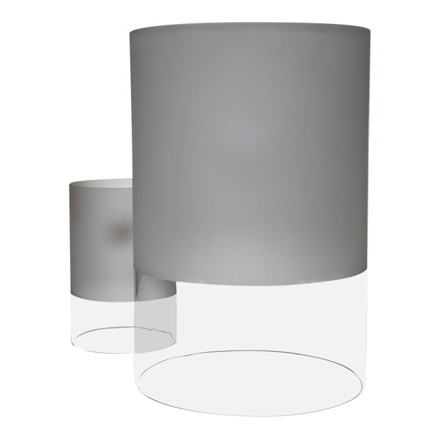 """Pair of """"Fatua"""" Table Lamps by Guido Rosati for Fontana Arte For Sale"""