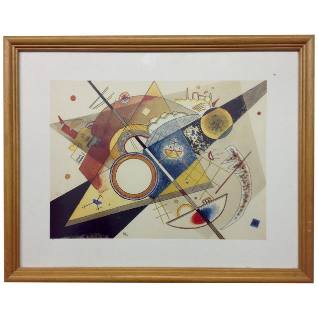 Kandinsky Lithograph by Graphique de France - Image 1 of 6