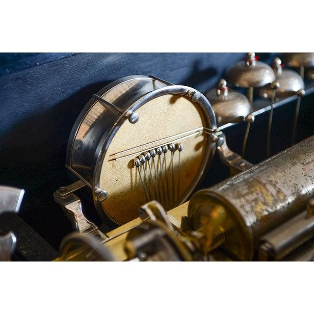 F Conchon 19th Century Swiss Cylinder Music Box - Image 9 of 11