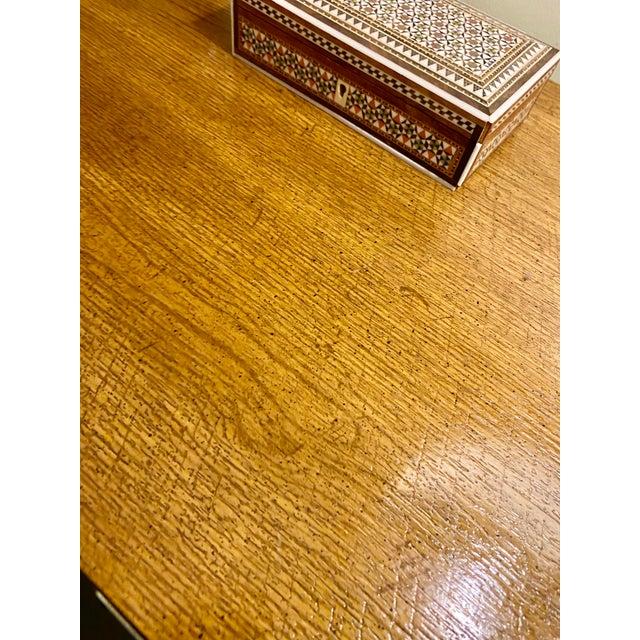 Bernhardt 1970s Mid Century Modern Bernhardt Walnut Campaign Dresser For Sale - Image 4 of 13