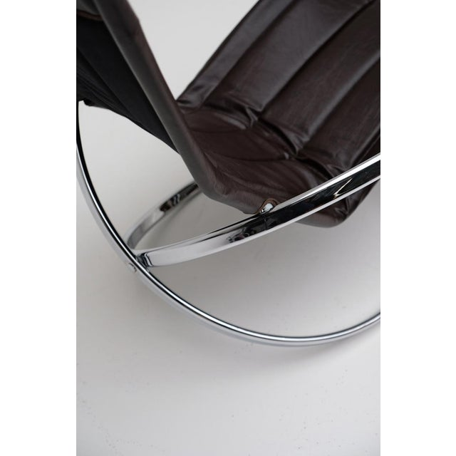 ROGER LECAL JET STAR LOUNGE CHAIR - Image 4 of 11