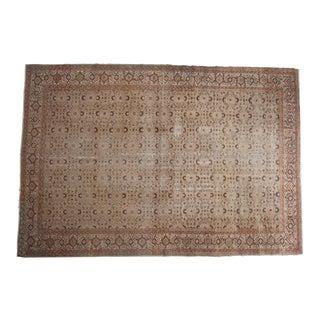 """Vintage Distressed Kaisary Carpet - 8'3"""" x 11'10"""""""