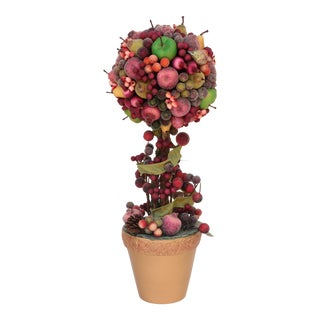 Waterford Sugar Plum Christmas Topiary For Sale