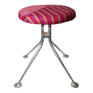 Rare Alexander Girard Stool For Sale