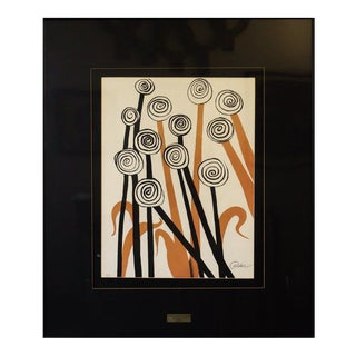 Lithograph Artist Proof With Coa (Certificate of Authenticity) by Alexander Calder For Sale