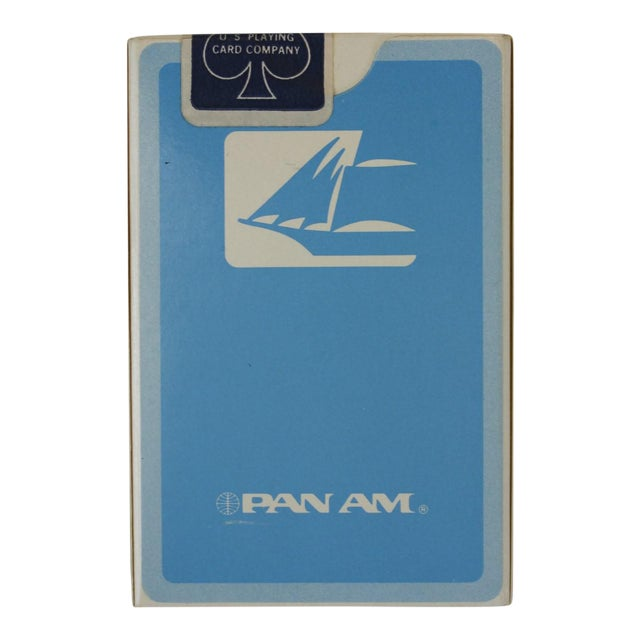Pan Am Playing Card Deck - Image 1 of 4