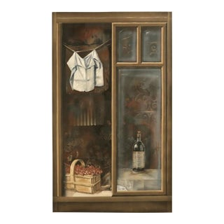 Looking through the Window by Zuleyka Benitez For Sale