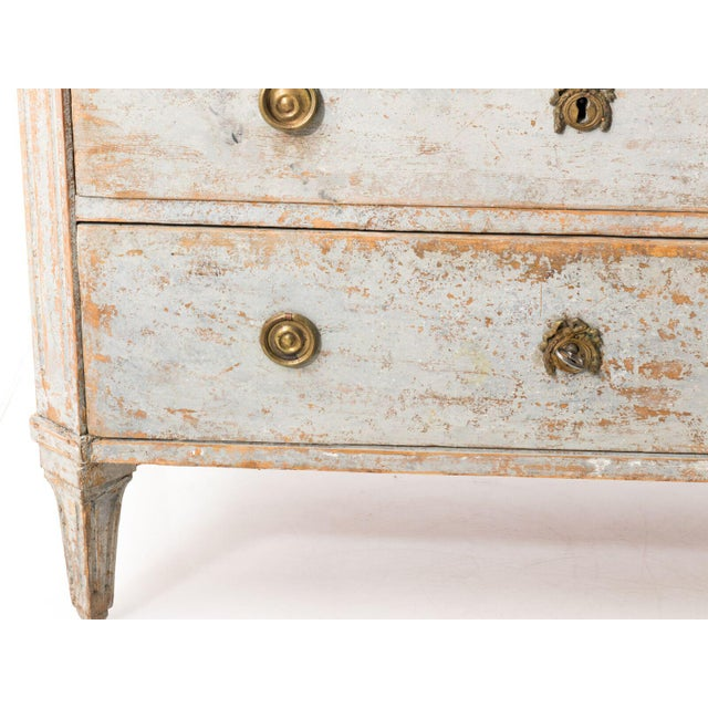 Gustavian (Swedish) Gustavian Chest of Drawers For Sale - Image 3 of 13